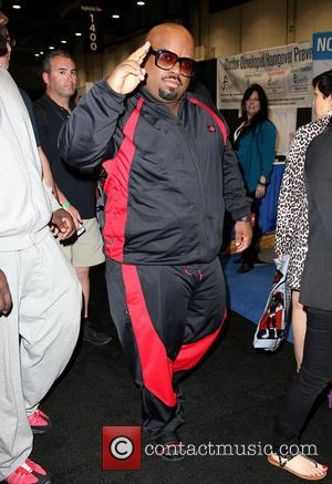 Cee Lo Green - 28th annual Nightclub & Bar Convention and Trade Show at the Las Vegas Convention Center -...