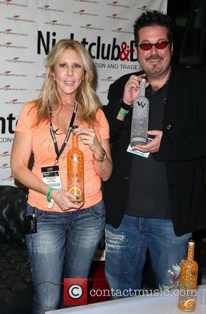 Vicki Gunvalson - 28th annual Nightclub & Bar Convention and Trade Show at the Las Vegas Convention Center - Las...