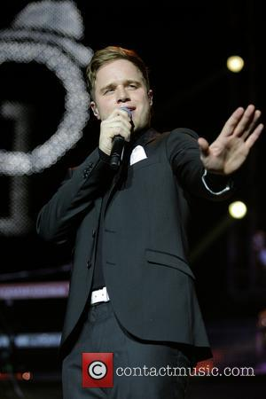 Olly Murs - Olly Murs performing live on stage at The National Indoor Arena (NIA) - Birmingham, United Kingdom -...