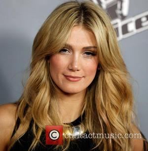 Delta Goodrem - Screening of NBC's 'The Voice' Season 4 at TCL Chinese Theatre - Arrivals - Wednesday 20th March...