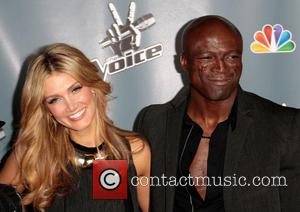 Delta Goodrem and Seal - Screening of NBC's 'The Voice' Season 4 at TCL Chinese Theatre - Arrivals - Wednesday...