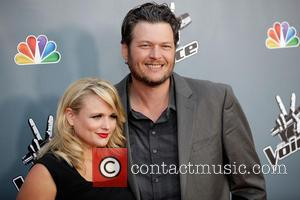 Miranda Lambert and Blake Shelton - Screening of NBC's 'The Voice' Season 4 at TCL Chinese Theatre - Arrivals -...