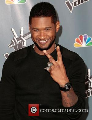 Usher, The Voice Screening