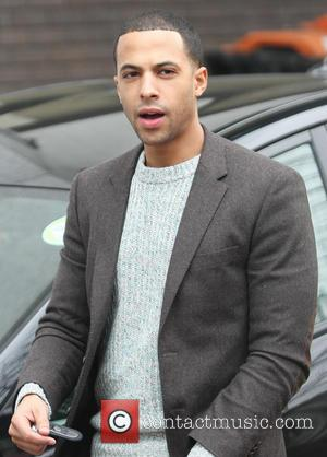 Jls and Marvin Humes