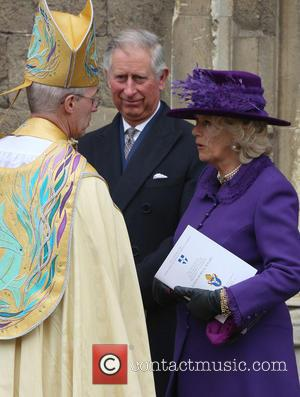 Archbishop Of Canterbury Justin Welby, Prince Charles, Prince Of Wales, Camilla and Duchess Of Cornwall