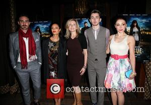 Joshue Sasse, Thandie Newton, Guest, Matthew Beard and Leah Gibson