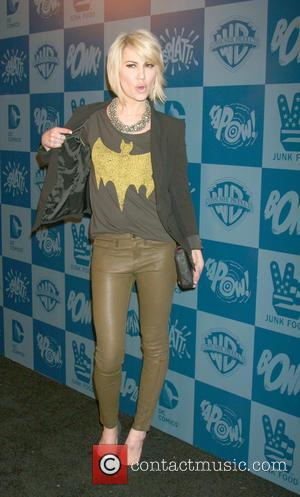 Chelsea Kane - The Batman Product Line Launch at the Meltdown Comics on March 21, 2013 in Los Angeles, CA...