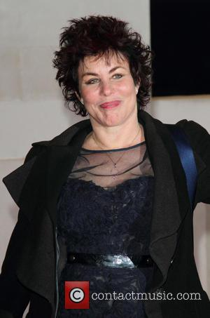 Ruby Wax - 'The Book of Mormon' Opening Night held at the Prince of Wales Theatre - Arrivals - London,...