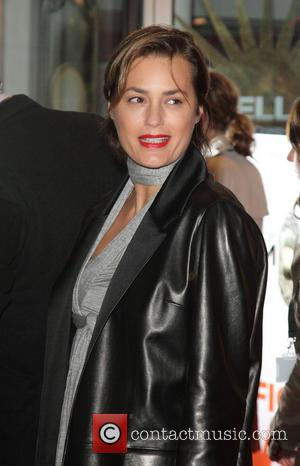 Yasmin Le Bon - 'The Book of Mormon' Opening Night held at the Prince of Wales Theatre - Arrivals -...