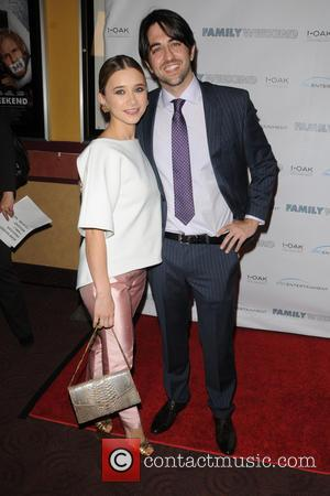 Adam Saunders and Olesya Rulin