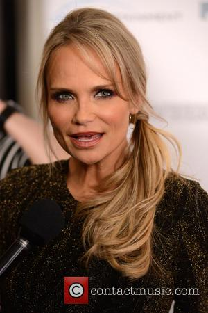 Kristin Chenoweth - New York special screening of 'Family Weekend' - Arrivals - New York, United States - Thursday 21st...