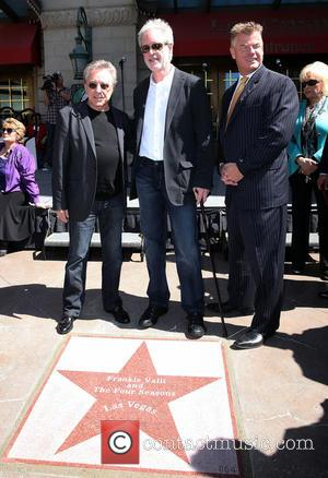 Las Vegas, Frankie Valli, Bob Gaudio and David Hoenemeyer