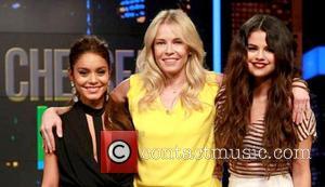 Vanessa Hudgens, Chelsea Handler and Selena Gomez