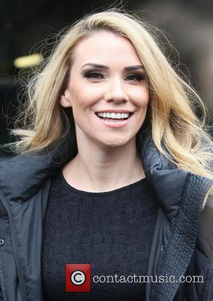 Jessica Taylor - Liberty X at the ITV studios - London, United Kingdom - Friday 22nd March 2013
