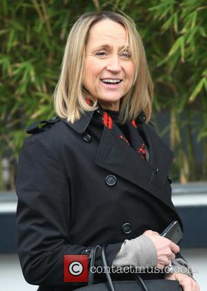 Carol McGiffin - Celebrities at the ITV studios - London, United Kingdom - Friday 22nd March 2013
