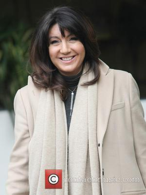 Jane McDonald - Celebrities at the ITV studios - London, United Kingdom - Friday 22nd March 2013