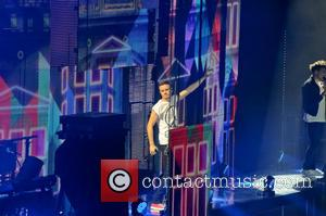 One Direction and Liam Payne - One Direction performing in concert at the LG Arena - Birmingham, United Kingdom -...