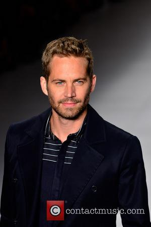 Paul Walker - Sao Paulo Fashion Week - Colcci -...
