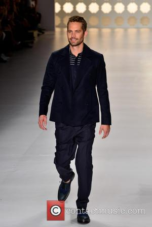 Paul Walker - Sao Paulo Fashion Week - Colcci - Catwalk - Sao Paulo, Brazil - Friday 22nd March 2013