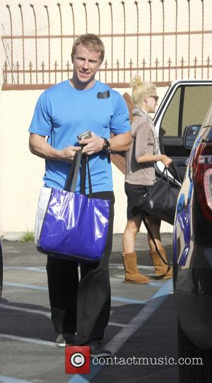 Sean Lowe and Peta Murgatroyd - Dancing With The Stars leaving the Dance Studio on Beverly Boulevard - Los Angeles,...