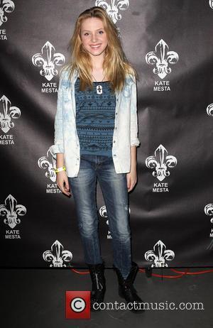 Saxon Sharbino - Kids Choice Awards 2013 Celebrity Gift Suite at Line 204 Studios - Los Angeles, California, United States...
