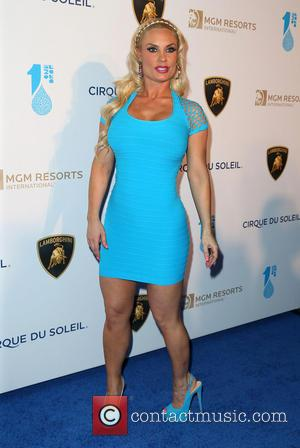 Coco Austin - One Night for ONE DROP Charity Event at Hyde Nightclub Bellagio Resort and Casino - Las Vegas,...