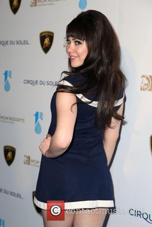 Claire Sinclair - One Night for ONE DROP Charity Event at Hyde Nightclub Bellagio Resort and Casino - Las Vegas,...