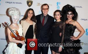 Danny Elfman and Cirque Performers