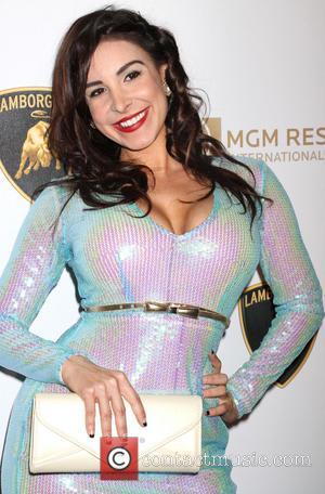 Mayra Veronica - Cirque Du Soliel's One Drop Gala held at the Bellagio Hotel and Casino - Arrivals - Las...