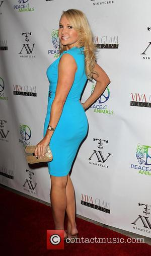Alana Curry - Viva Glam Magazine April Issue Launch Party in Support of Peace 4 Animals - Hollywood, California, United...