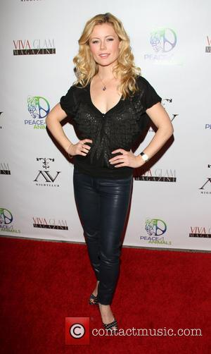 Kim Poirier - Viva Glam Magazine April Issue Launch Party in Support of Peace 4 Animals - Los Angeles, California,...