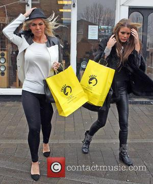Frankie Essex and Chloe Sims