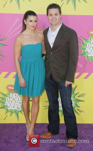 Danica Patrick and Ricky Stenhouse Jr. - Nickelodeon's 26th Annual Kids' Choice Awards at USC Galen Center - Arrivals -...