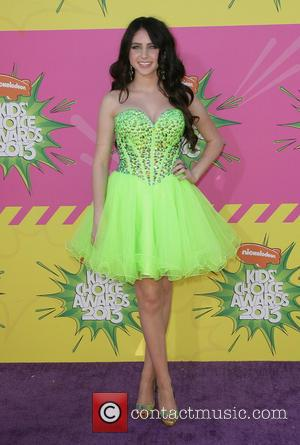 Ryan Newman - Nickelodeon's 26th Annual Kids' Choice Awards at USC Galen Center - Arrivals - Los Angeles, California, United...