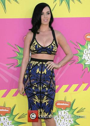 Katy Perry - Nickelodeon's 26th Annual Kids' Choice Awards at USC Galen Center - Arrivals - Los Angeles, California, United...