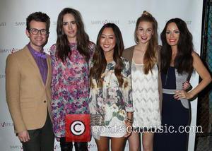 Brad Goreski, Louise Roe, Aimee Song, Whitney Port and Catt Sadler