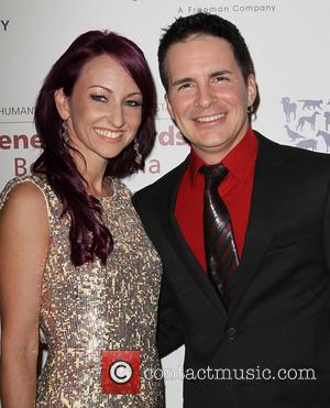 Hal Sparks and Guest - The Humane Society's 2013 Genesis Awards Benefit Gala at The Beverly Hilton Hotel - Arrivals...