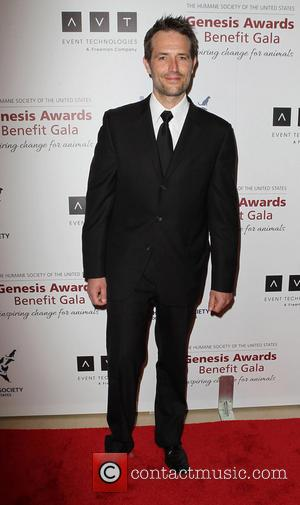 Michael Vartan - The Humane Society's 2013 Genesis Awards Benefit Gala at The Beverly Hilton Hotel - Arrivals - Beverly...