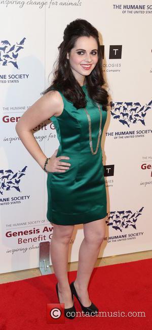 Vanessa Marano - The Humane Society's 2013 Genesis Awards Benefit Gala at The Beverly Hilton Hotel - Arrivals - Beverly...