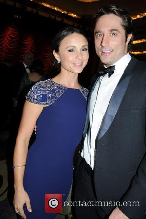 Georgina Bloomberg and Prince Lorenzo Borgese - Inner Circle's 91st annual show at the New York Hilton Hotel - New...