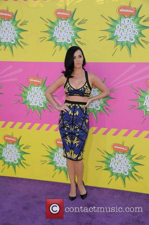 Katy Perry - Nickelodeon's 26th Annual Kids' Choice Awards at USC Galen Center - Arrivals - CA, United States -...