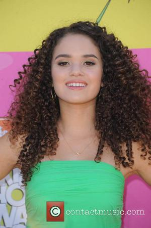 Madison Pettis - Nickelodeon's 26th Annual Kids' Choice Awards at USC Galen Center - Arrivals - CA, United States -...