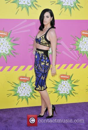 Katy Perry - Nickelodeon's 26th Annual Kids' Choice Awards at USC Galen Center - Arrivals - Los Angeles, CA, United...