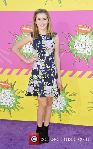 Kiernan Shipka - Nickelodeon's 26th Annual Kids' Choice Awards at USC Galen Center - Arrivals - Los Angeles, CA, United...