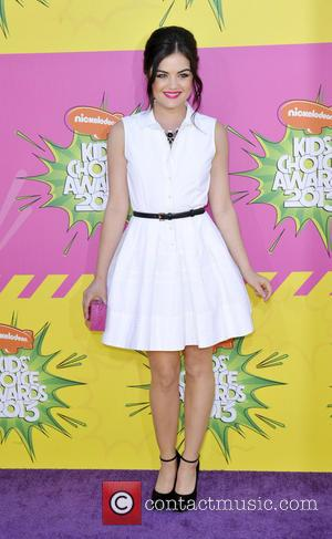 Lucy Hale - Nickelodeon's 26th Annual Kids' Choice Awards at...