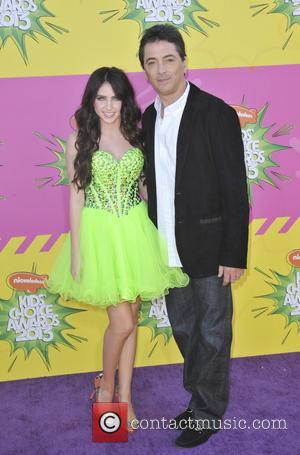 Ryan Newman and Scott Baio - Nickelodeon's 26th Annual Kids' Choice Awards at USC Galen Center - Arrivals - Los...