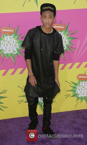 Jaden Smith - Nickelodeon's 26th Annual Kids' Choice Awards at USC Galen Center - Arrivals - Los Angeles, California, United...