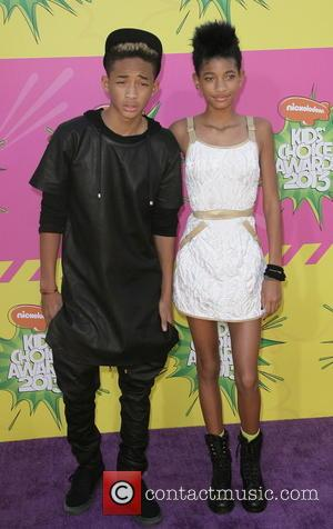 Jaden Smith and Willow Smith - Nickelodeon's 26th Annual Kids' Choice Awards at USC Galen Center - Arrivals - Los...