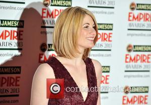 Jodie Whittaker - Jameson Empire Film Awards held at Grosvenor House - Arrivals - London, United Kingdom - Sunday 24th...