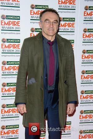 Danny Boyle - Jameson Empire Film Awards held at Grosvenor House - Arrivals - London, United Kingdom - Sunday 24th...